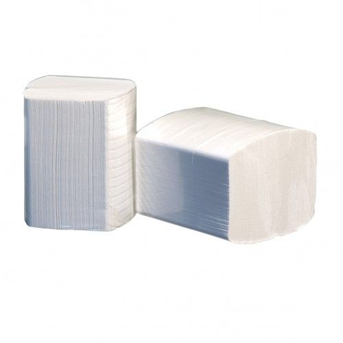 Toiletpapier 2 laags cellulose losse vellen