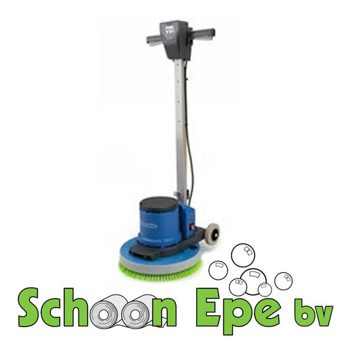 Numatic Hurricane HFT 1530 Duospeed inc. Padhouder